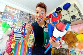Confessions of a professional clown