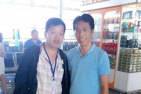 Missing former Petaling Jaya councillor Chong found