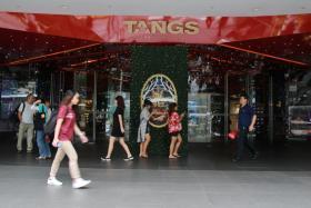 Tang scion named new CK Tang chief exec