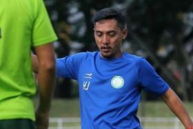 Eagles coach Hasrin wary of DPMM backlash, demands full focus