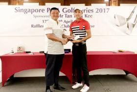 Poh wins SPGA Golf Series with career-best 64