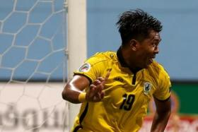 Star striker Amri want Tampines to build on winning momentum