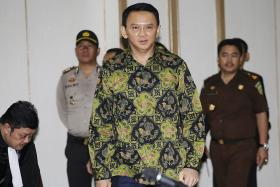It's likely to be probation, not jail, for Ahok