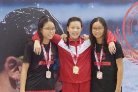Sports School's Clydi in a league of her own