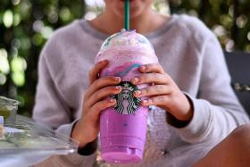 Unicorn drink gets complaints from Starbucks baristas