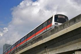 North-South and Circle Line improve, East-West unchanged