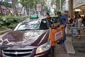 Prime also looking to grab SMRT's taxi business