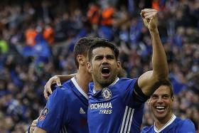 Don't be a fool, Costa