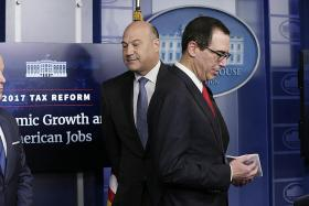 Too early to predict effects of Trump's tax cuts