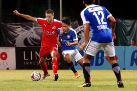 Hasrin: Defence will be key to beating Home