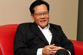 Lim: Singapore football is my call of duty
