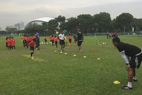 FAS National Training Centre to come to fruition