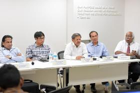 Singapore Athletics president Ho defiant