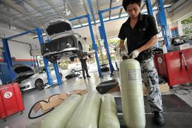 CNG, petrol and diesel cars - all can explode if there's a leak and fire
