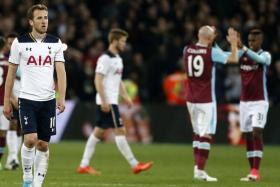 Harry Kane Spurs defeat