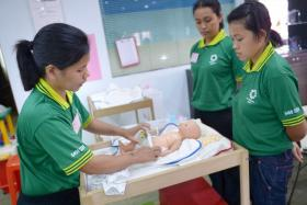 Insurance boost for domestic helpers