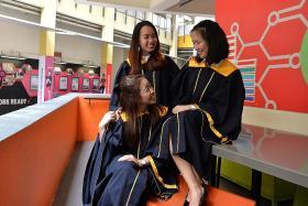 Top poly graduates choose work over university