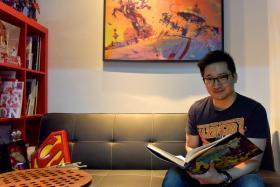 Ervin Han, founder of local animation studio Robot Playground