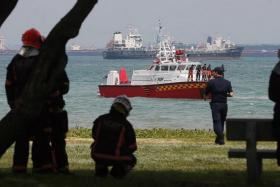 Boy missing in waters off East Coast Park