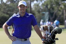 McIlroy hopes equipment switch is TaylorMade for more success