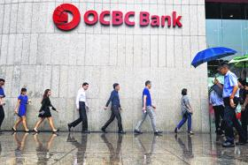 OCBC to buy National Australia Bank's private wealth business in Singapore, Hong Kong