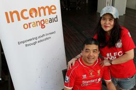 Dream come true for die-hard Liverpool fans