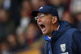 Baggies want to be party-poopers