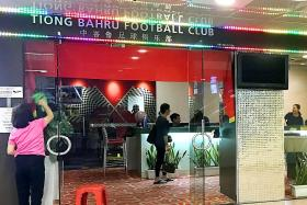 TBFC clubhouse re-opens but situation on Woodlands and Hougang remains unclear