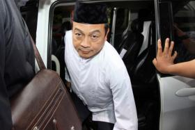 Mr Bachtiar Nasir is the chair of the National Movement to Safeguard the Fatwas of the Indonesian Ulemas Council (GNPF-MUI).