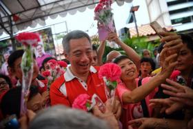 Mother's Day treat from PM Lee