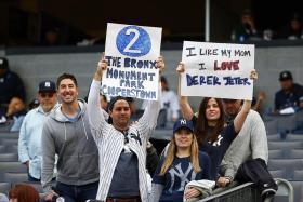 Yankees retire Jeter's jersey