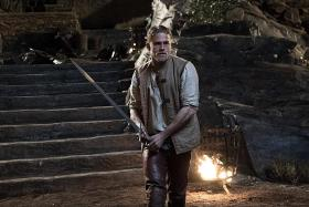 Movie Review: King Arthur: Legend Of The Sword (PG13)