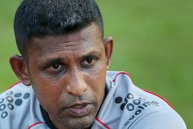 Young Lions coach Selvaraj steps down