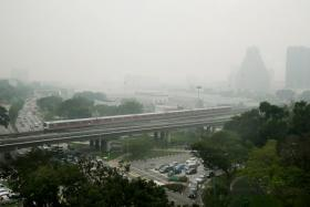 Indonesian official: Haze unlikely to affect the region this year