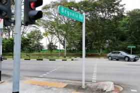 Residents of Seletar Hills are unhappy that a heavy vehicle park is being built near their estate.