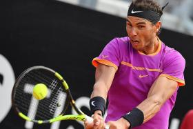 'Nadal and Halep the ones to beat'