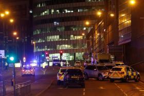 Manchester explosion Ariana Grande