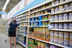 Taskforce to study milk powder concerns