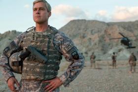 Movie Review: War Machine (NC16)