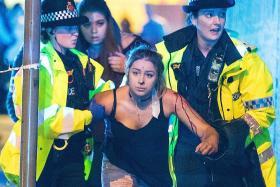 World on alert after Manchester blast