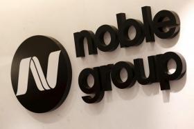 Noble Group shares plummet 31%
