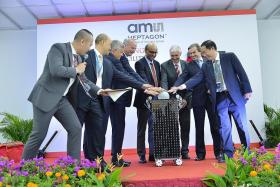 Heptagon opens manufacturing plant in Ang Mo Kio