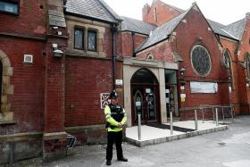 Mosque linked to suicide bomber fears backlash