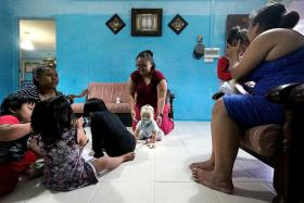 At 20, she is breadwinner for 13 family members