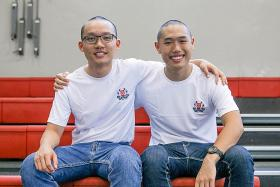 From neighbours to schoolmates to friends and now brothers-in-arms
