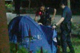Two found dead at Tampines block