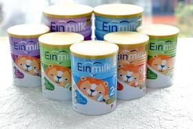 Local baby milk priced below $40 for 800g tin