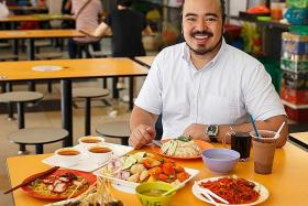 Using cuisine to showcase culture