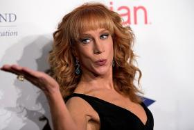 CNN fires comedian after Trump stunt