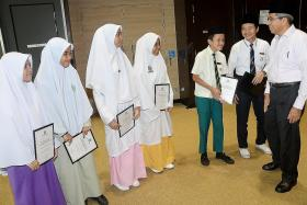 493 students recognised at first Madrasah Student Awards